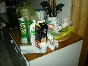 Afval scheiden...
