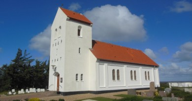 Denemarken 2015 - Haurvig Kirke