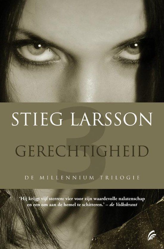 Stieg Larsson / Gerechtigheid